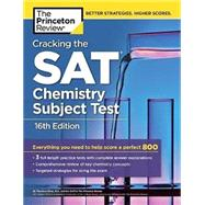 Cracking the SAT Subject Test in Chemistry by The Princeton Review, 9781524710767