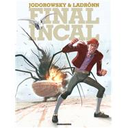 Final Incal: Coffee Table Book by Jodorowsky, Alexandro; Ladronn, Jose, 9781594650772