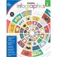 Infographics, Grade 4 by Carson-Dellosa Publishing Company, Inc., 9781483830773