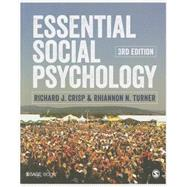 Essential Social Psychology by Crisp, Richard J.; Turner, Rhiannon N., 9781446270776