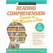 Reading Comprehension Success in 20 Minutes a Day by Learning Express, 9781611030778