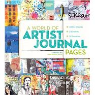A World of Artist Journal Pages by Sokol, Dawn DeVries, 9781617690778