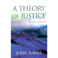 A Theory of Justice by Rawls, John, 9780674000780