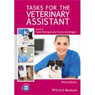 Tasks for the Veterinary Assistant by Pattengale, Paula, 9781118440780