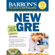 Barron's New GRE by Green, Sharon Weiner; Wolf, Ira K., Ph.D., 9781438070780