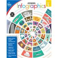 Infographics, Grade 5 by Craver, Elise; Schwab, Christine; Triplett, Angela, 9781483830780