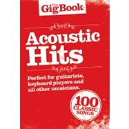 Acoustic Hits by Hal Leonard Publishing Corporation, 9781849380782