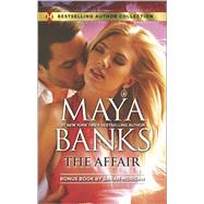 The Affair One Night...Nine-Month Scandal by Banks, Maya; Morgan, Sarah, 9780373180783