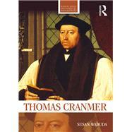 Thomas Cranmer by Wabuda; Susan, 9780415500784