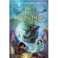 The Map to Everywhere by Ryan, Carrie; Davis, John Parke, 9780316240789