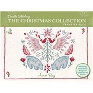 Doodle Stitching: The Christmas Collection Transfer Pack 100 Holiday Embroidery Designs to Celebrate the Season by Ray, Aimee, 9781454710790