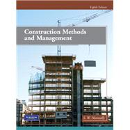 Construction Methods and Management by Nunnally, Stephens W., 9780135000793