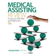 Combo: Medical Assisting Review: Passing the CMA, RMA & CCMA Exams with Connect Plus Access Card by Moini, Jahangir, 9781259290794