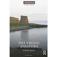 The Viking Diaspora by Jesch; Judith, 9781138020795