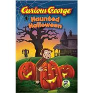 Curious George Haunted Halloween by Krones, C. A. (ADP), 9780544320796