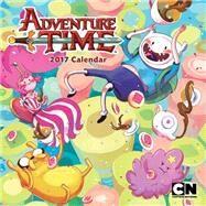 Adventure Time 2017 Wall Calendar by Cartoon Network, 9781419720796
