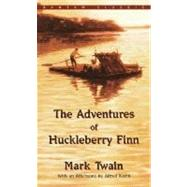 The Adventures of Huckleberry Finn by TWAIN, MARK, 9780553210798