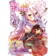 No Game, No Life Vol. 1 (Manga Edition) by Kamiya, Yuu; Hiiragi, Mashiro, 9781626920798