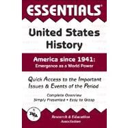 Essentials of United States History Since 1941 by Land, Gary, 9780738610801