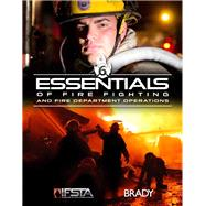 Essentials of Fire Fighting and Fire Department Operations by IFSTA, 9780133140804