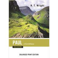 Paul for Everyone: 2 Corinthians by Wright, N. T., 9780664260804