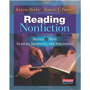 Reading Nonfiction by Beers, Kylene; Probst, Robert E., 9780325050805