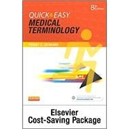 Quick & Easy Medical Terminology by Leonard, Peggy C., 9780323370806