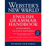 Webster's New World English Grammar Handbook by Shoup, Kate; Loberger, Gordon, 9780470410806