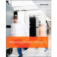 Mastering VMware vSphere 5 by Lowe, Scott, 9780470890806