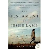 The Testament of Jessie Lamb by Rogers, Jane, 9780062130808