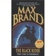 The Black Rider by Brand, Max, 9780843960808