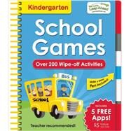Let's Leap Ahead Kindergarten School Games by Lluch, Alex A., 9781613510810