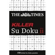The Times Killer Su Doku Book 11 by Times Mind Games, 9780007580811