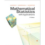 Mathematical Statistics with Applications by Wackerly, Dennis; Mendenhall, William; Scheaffer, Richard L., 9780495110811