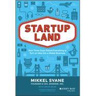 Startupland by Svane, Mikkel; Adler, Carlye; Adler, Carlye, 9781118980811
