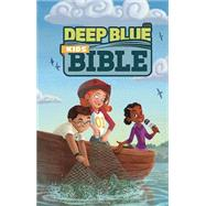 Holy Bible: Common English Bible, Kids Bible, Deep Blue, Bright Sky by Common English Bible, 9781609260811