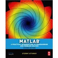 Matlab by Attaway, Stormy, 9780123850812