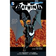 Batwing Vol. 5: Into the Dark (The New 52) by PALMIOTTI, JIMMYGRAY, JUSTIN, 9781401250812