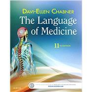The Language of Medicine by Chabner, Davi-Ellen, 9780323370813