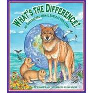 What's the Difference? : An Endangered Animal Subtraction Story by Slade, Suzanne, 9781607180814