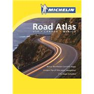 Michelin Road Atlas by Michelin Travel Publications, 9782067200814