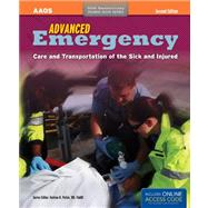 Advanced Emergency Care and Transportation of the Sick and Injured (Book with Access Code)