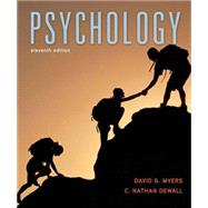 Psychology by Myers, David G.; DeWall, C. Nathan, 9781464140815