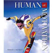 Human Motivation (with InfoTrac 1-Semester Printed Access Card) by Franken, Robert E., 9780495090816