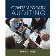 Contemporary Auditing by Knapp, Michael C., 9781305970816