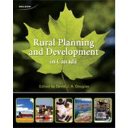 CDN ED Rural Planning and Development in Canada, 1st Edition by Douglas, 9780176500818
