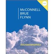 Microeconomics Principles, Problems, & Policies by McConnell, Campbell; Brue, Stanley; Flynn, Sean, 9780077660819