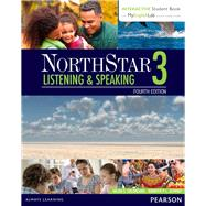NorthStar Listening and Speaking 3 with Interactive Student Book access code and MyEnglishLab by Solorzano, Helen S; Schmidt, Jennifer, 9780134280820