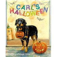 Carl's Halloween by Day, Alexandra; Day, Alexandra, 9780374310820