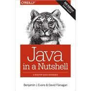 Java in a Nutshell by Evans, Benjamin J.; Flanagan, David, 9781449370824
